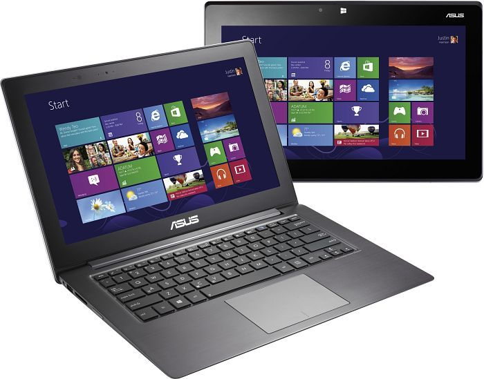 Asus Taichi 31 Serie - Notebookcheck.com Externe Tests