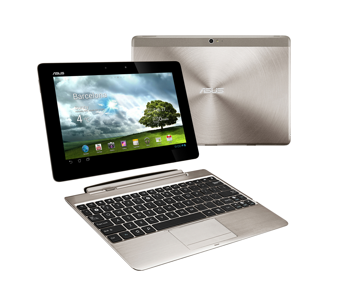 Sharp Android Tablet: ASUs Transformer Pad Infinity