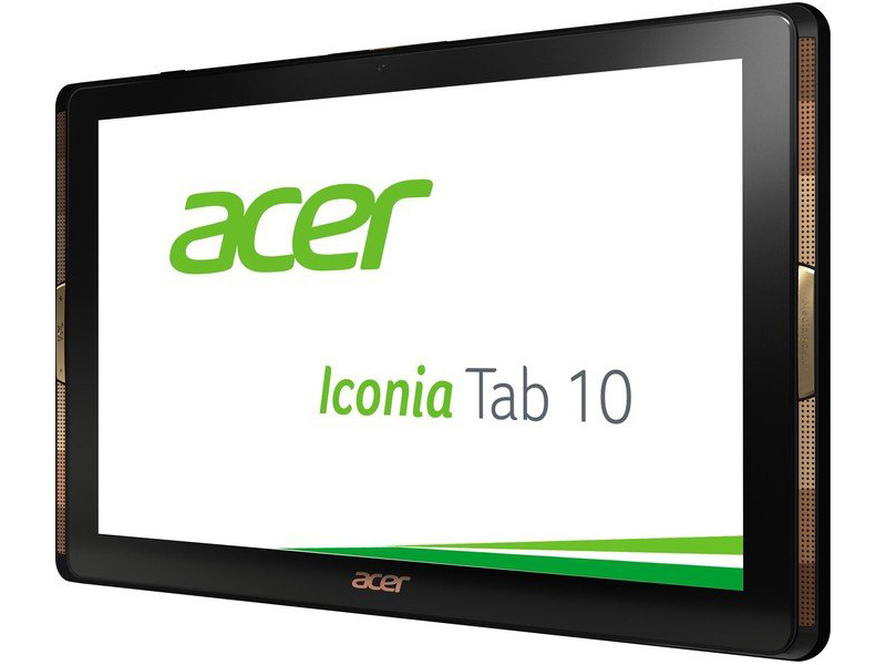 acer iconia tab 10 a3 a40 n68r externe. Black Bedroom Furniture Sets. Home Design Ideas