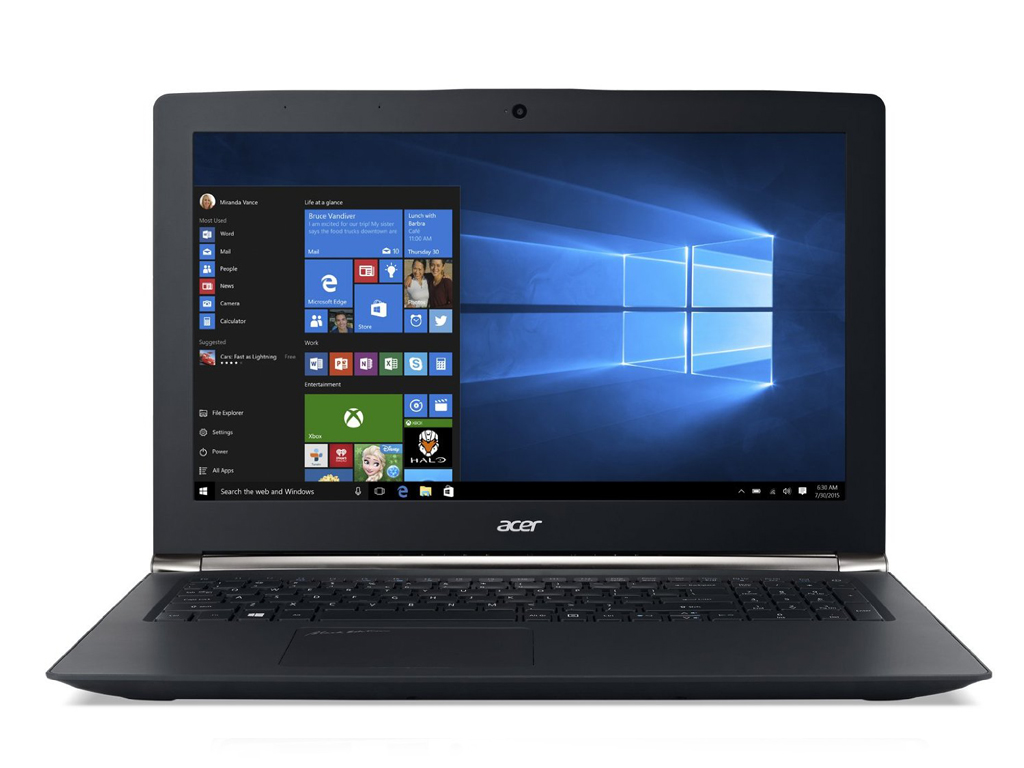 acer aspire vn7 592g 71zl externe tests. Black Bedroom Furniture Sets. Home Design Ideas