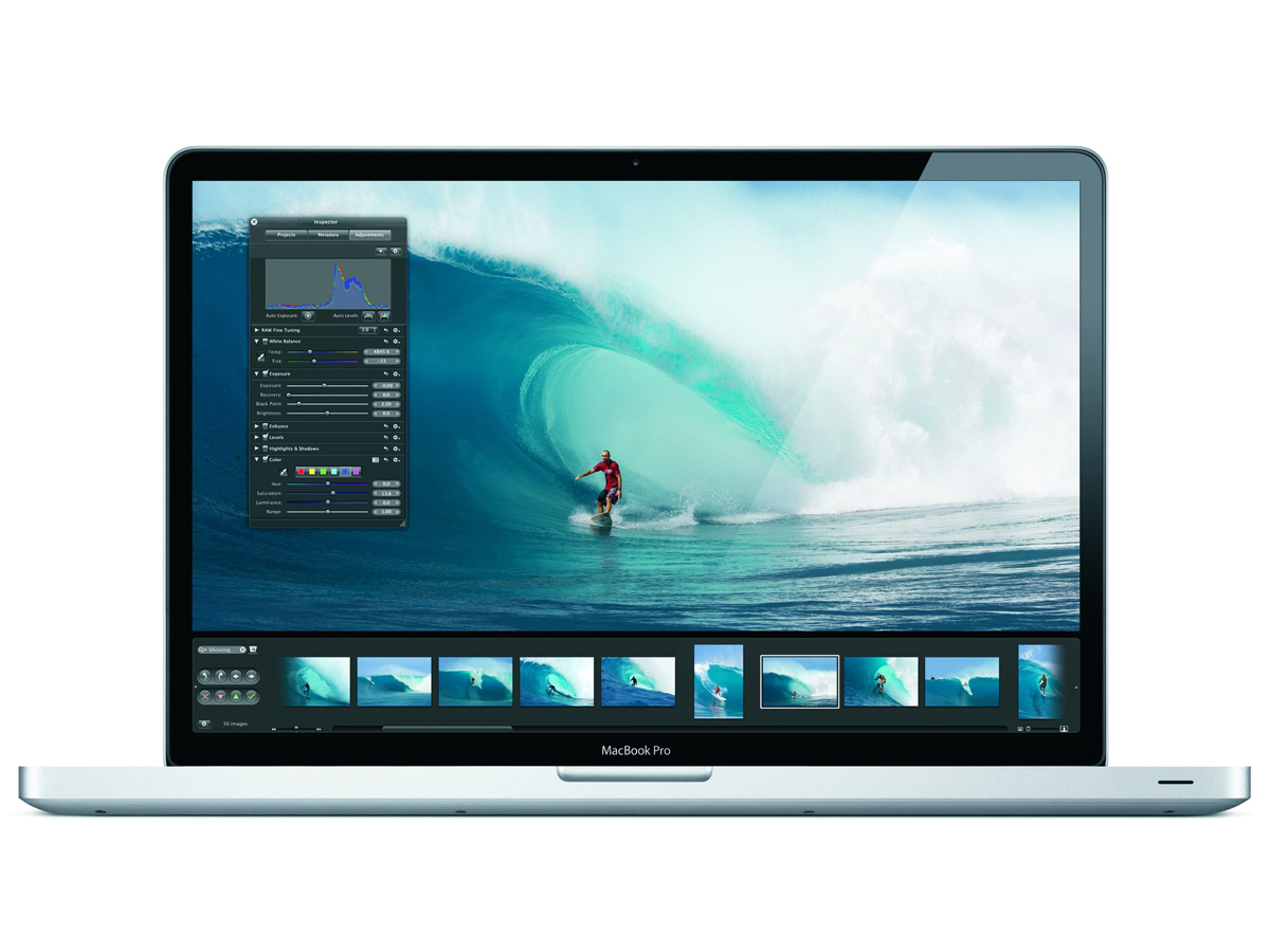 how to start a macbook pro
