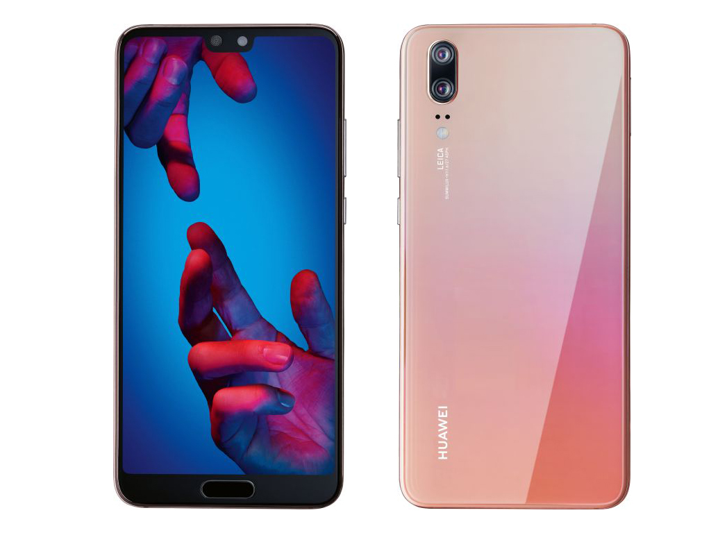 Huawei P20   Notebookcheck.com Externe Tests