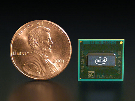 Intel atom n270 ist eine typische netbook single core 1 kern cpu