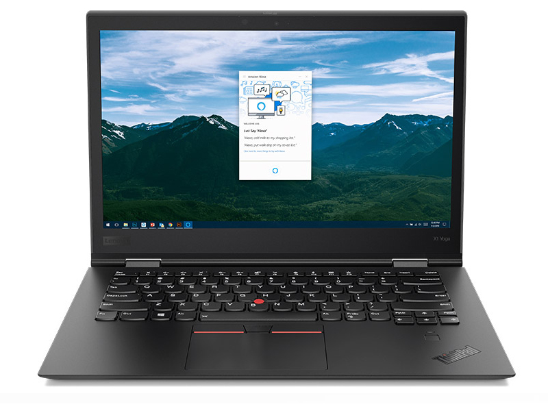 Lenovo ThinkPad X1 Yoga 2018-20LD0017US - Notebookcheck.com Externe Tests