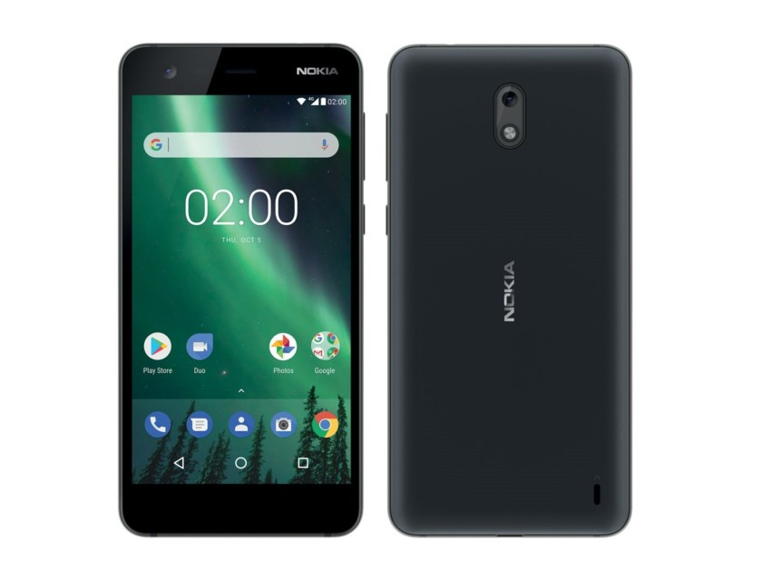 Nokia 2 Notebookcheck Com Externe Tests