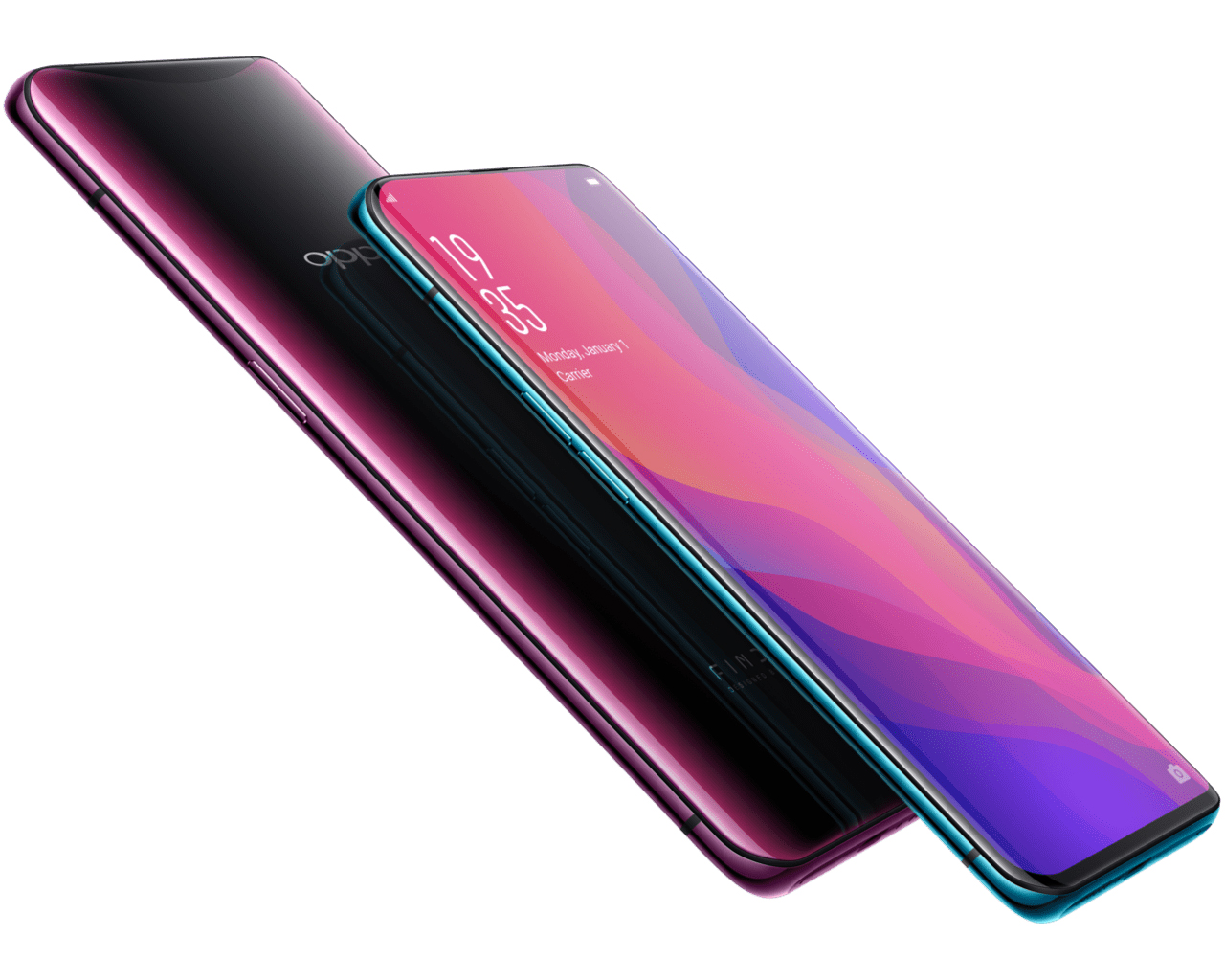 oppo find x - notebookcheck externe tests