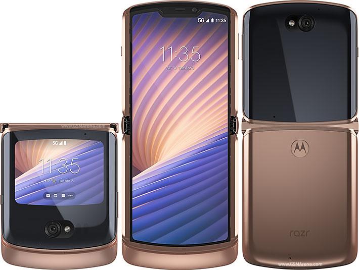 Motorola Razr 2020 5g Notebookcheck Com Externe Tests