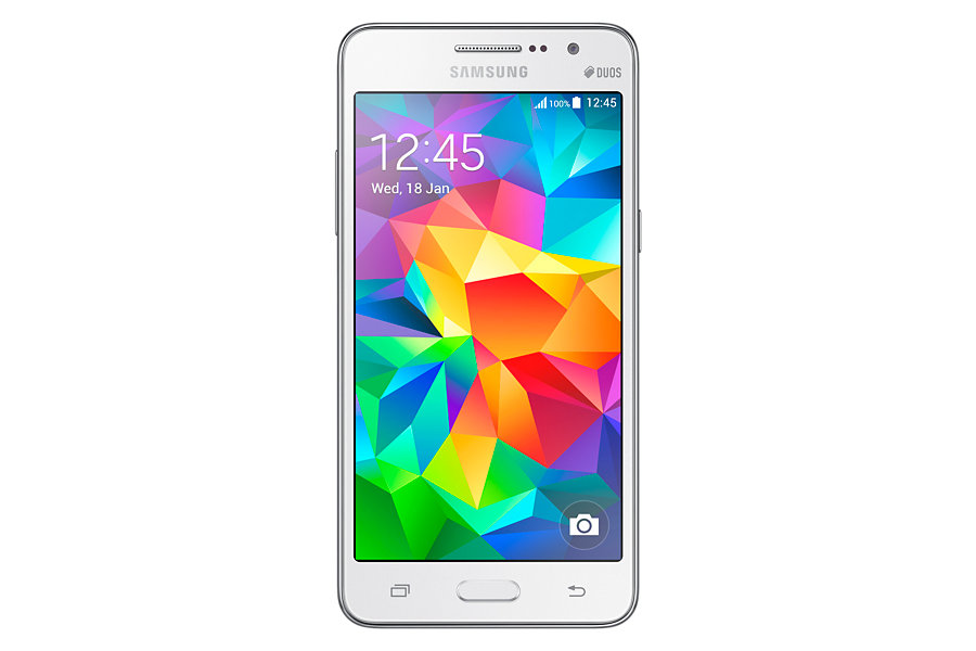 Samsung Galaxy Core Prime Notebookcheck Com Externe Tests