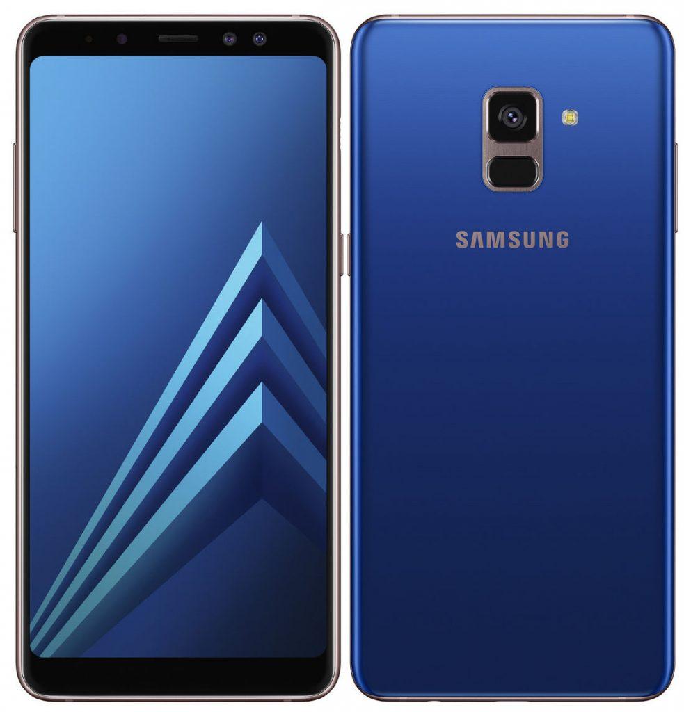 Samsung Galaxy A8 2018 Notebookcheck Com Externe Tests