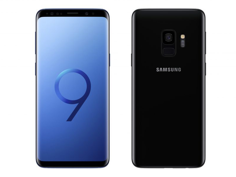 samsung galaxy s9 externe tests. Black Bedroom Furniture Sets. Home Design Ideas