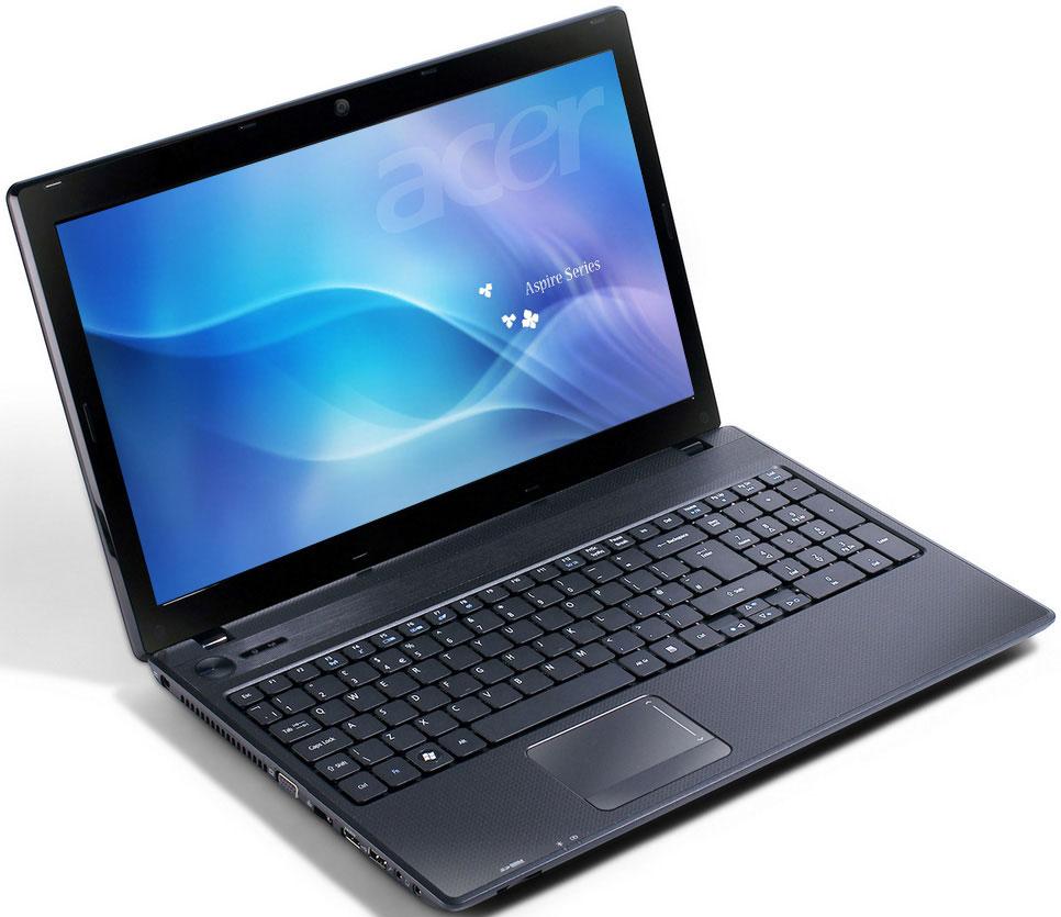 Acer Aspire 5552 Serie
