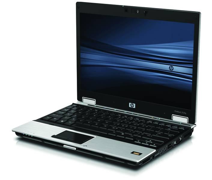 Hp Elitebook 2540p Wk304ea Notebookcheck Com Externe Tests