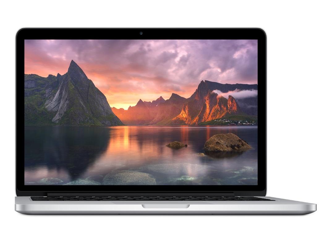 apple macbook pro retina 13 inch 2014 07 notebookcheck. Black Bedroom Furniture Sets. Home Design Ideas
