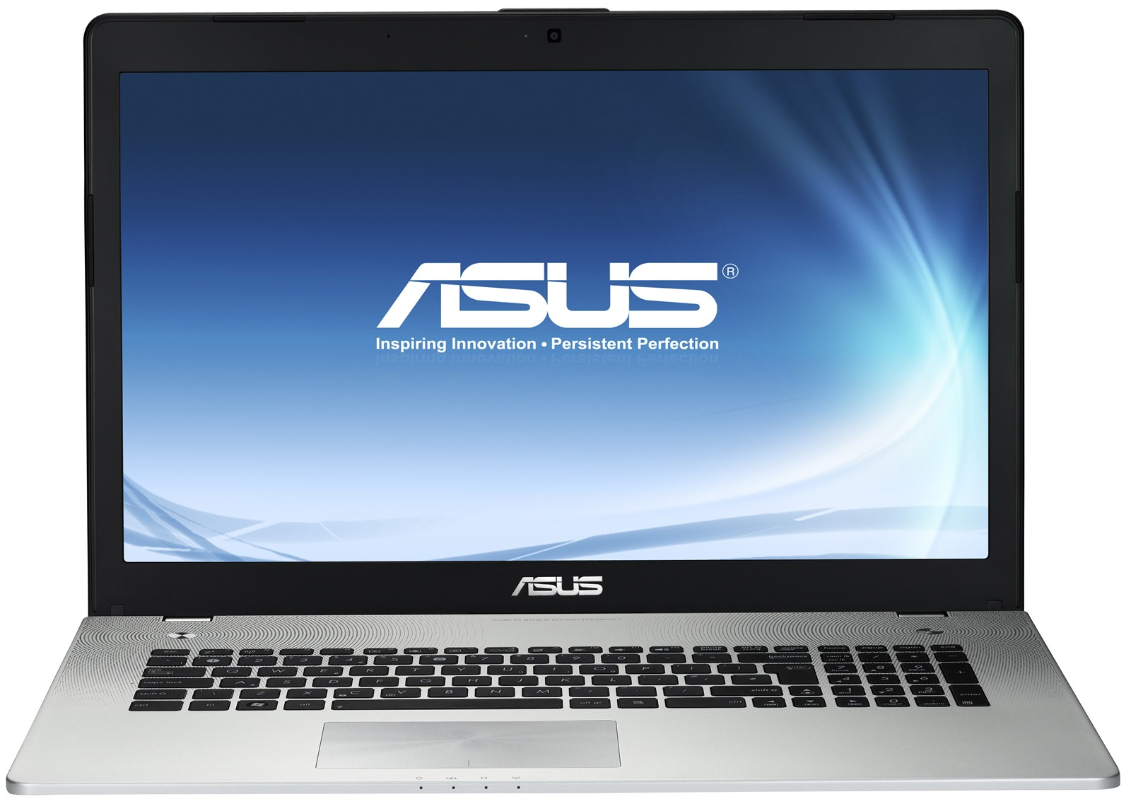 asus n76   notebookcheck   externe tests