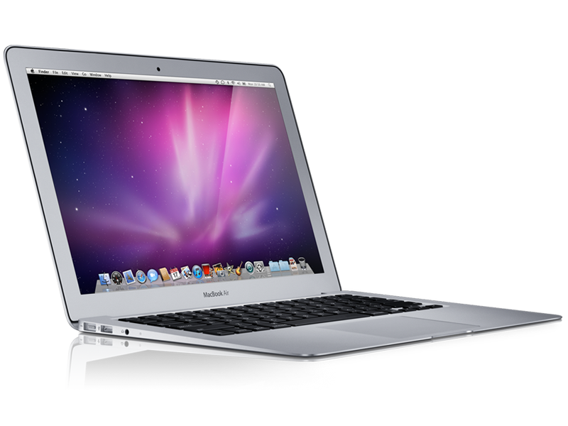 MacBook Air and the Environment