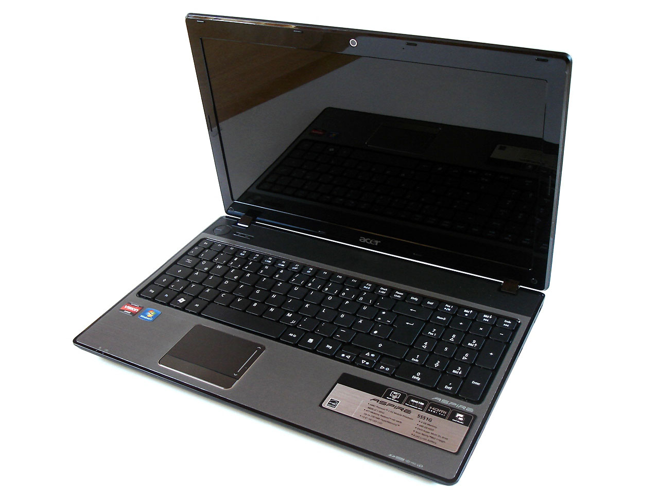Acer Aspire 5551 //5552 Mainboard //Grafikkarten Notebook Reparatur inc Chiptausch