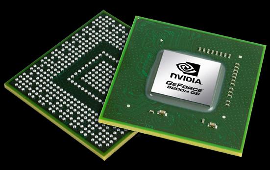 NVIDIA GeForce 9200M GS