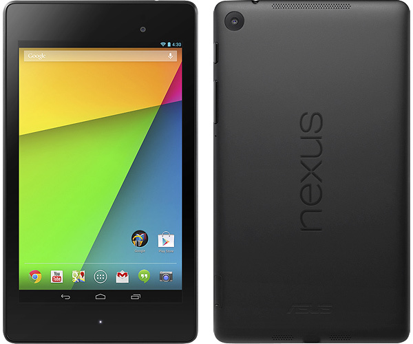 Google Nexus 7 (2013) in the Test