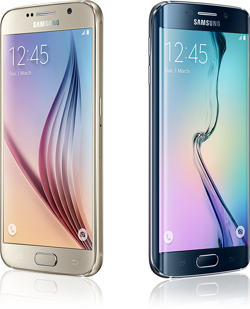 Samsung Galaxy S6 Edge - Notebookcheck.com Externe Tests